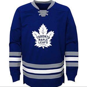 Youth NHL Toronto Maple Leaf long sleeve shirt